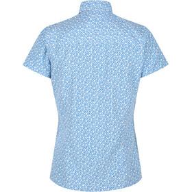 Regatta Mindano V Camiseta Mujer, azul